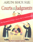 Courts And Their Judgments