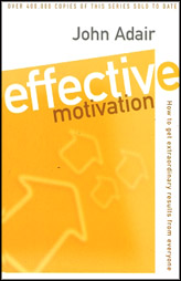 Effective Motivation