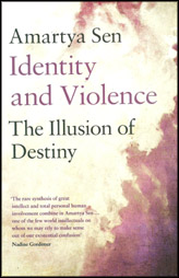 Identity And Violence- The Illusion Of Destiny