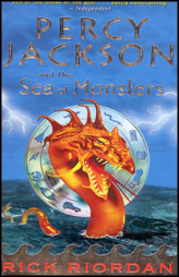 Percy Jackson And Sea Of Monsters(Bk:2)