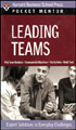 Pocket Mentor : Leading Teams