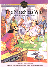 Amar Chitra Katha : The Matchless Wits -Tenali Raman and Gopal