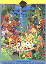 Amar Chitra Katha : Further Tales from the Jatakas