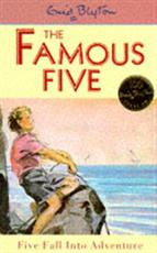 The Famous Five -Five Fall Into Adventure