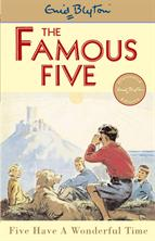The Famous Five -Five Have A Wonderful Time