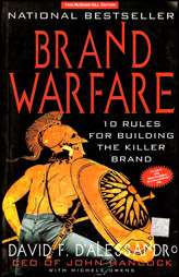 Brand Warfare: 10 Rules For Building The Killer Brand